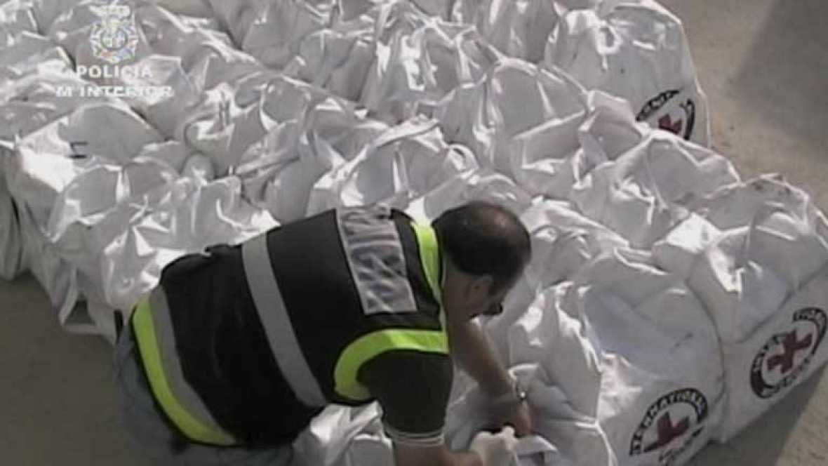 La policía incauta más de 5 toneladas de cocaína de las mafias búlgaras en España