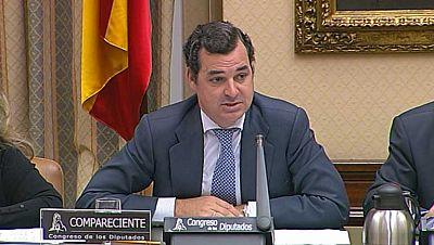 Comparecencia de González- Echenique en el Congreso