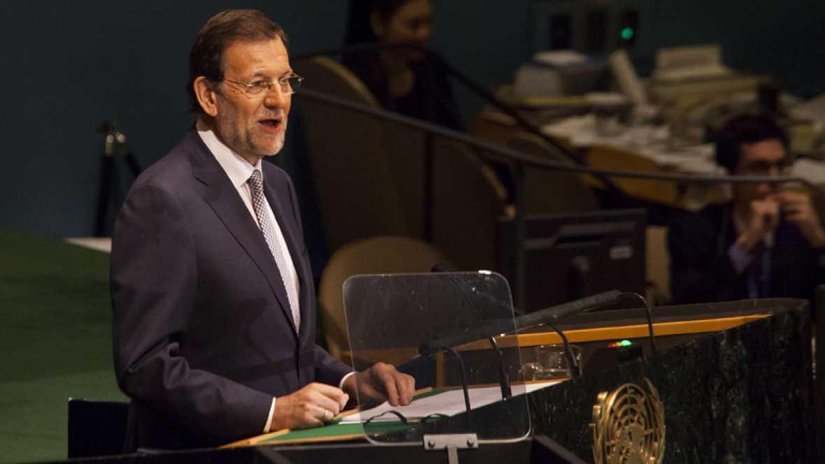 MARIANO RAJOY 67 ASAMBLEA GENERAL DE LA ONU