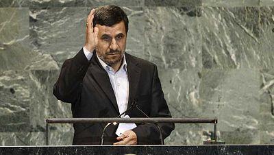 """Ahmadineyad: """"Creo que el sistema imperialista ha llegado al final del camino"""""""