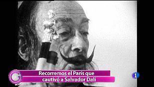 Más Gente - Viaje al París de Salvador Dalí