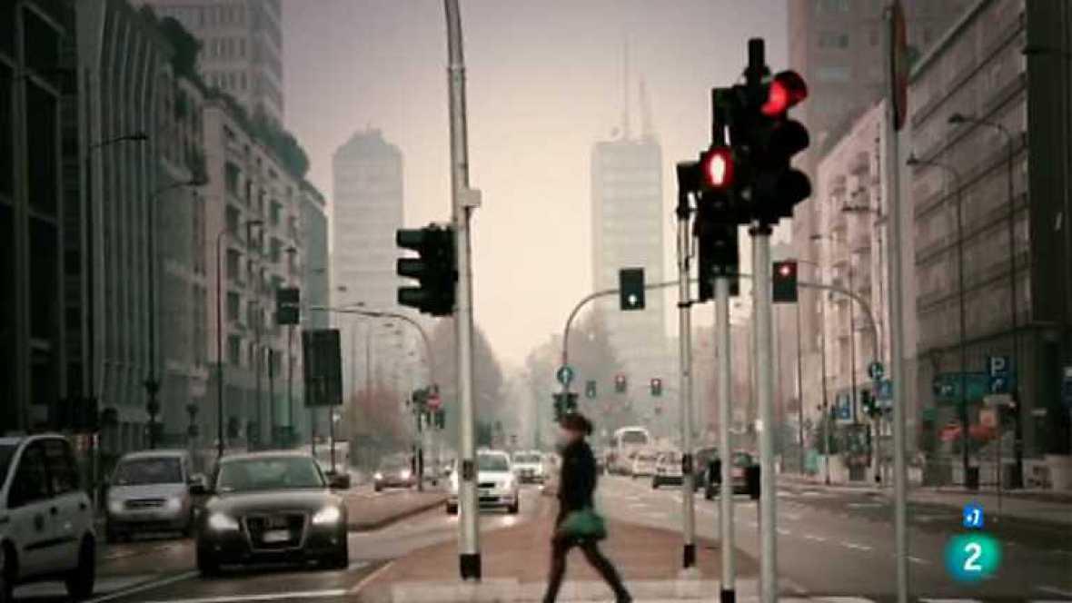 Soy Cámara. El programa del CCCB - Europa ciudad - Ver ahora