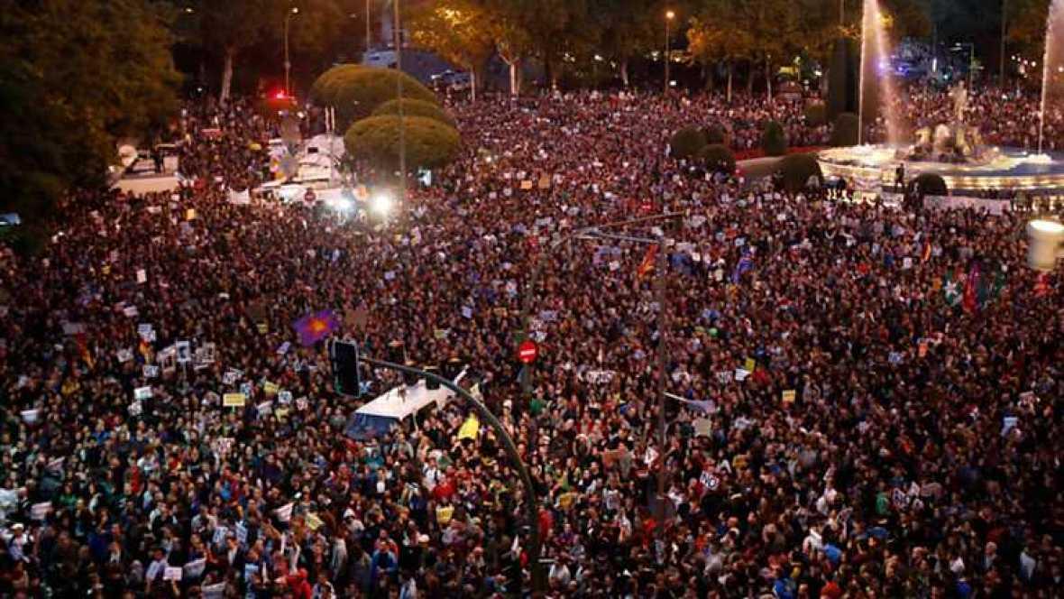 Telediario - 21 horas - 29/09/12 - Ver ahora