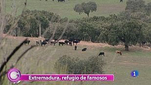 Más Gente - Visitamos la Extremadura que cautiva a los famosos