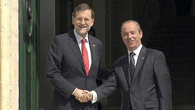 Rajoy asiste en Malta a la Cumbre cinco más cinco