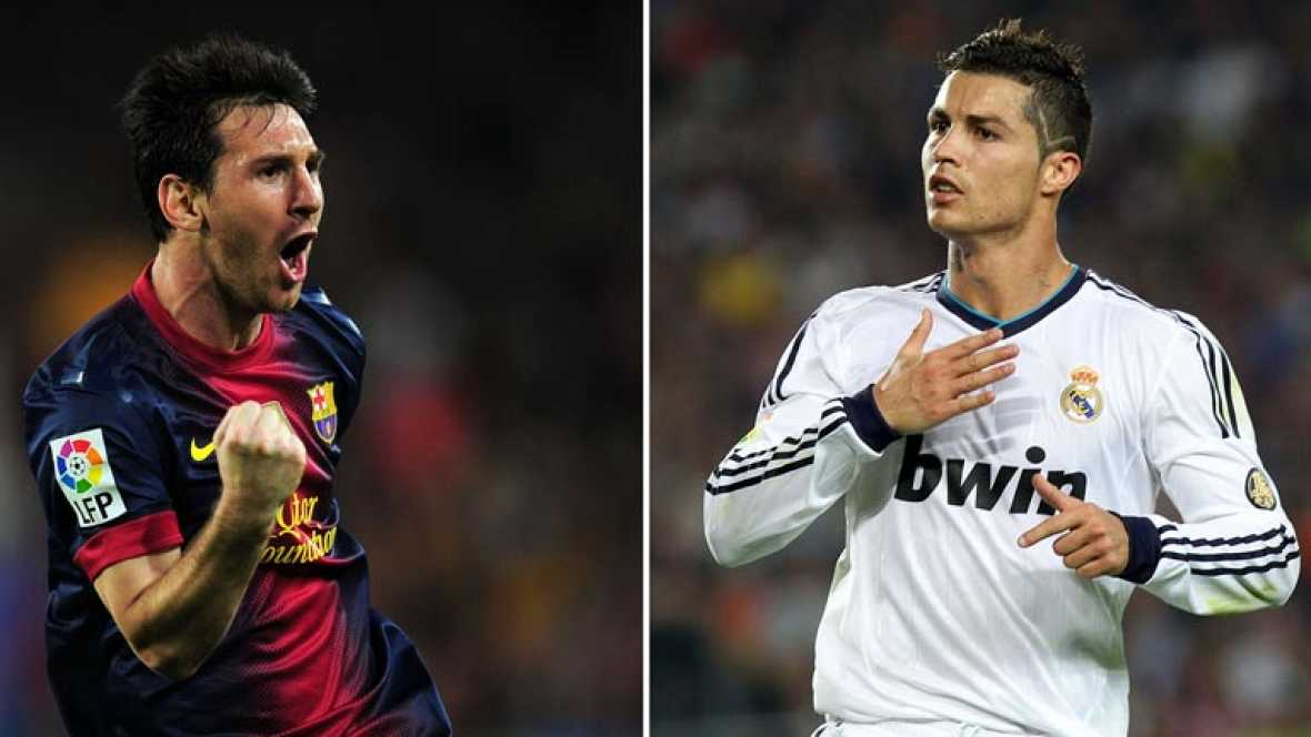 "Mourinho: ""Cristiano y Messi son de otro planeta"""