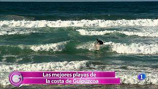 Más Gente - Nos perdemos en las playas de Guipúzcoa