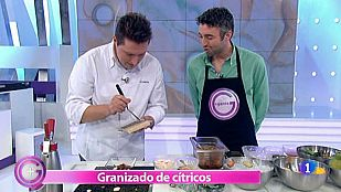 Más Gente - Cocinar con cítricos