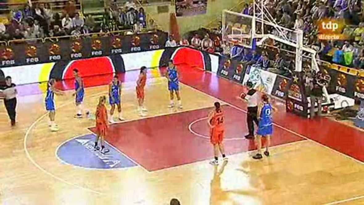 Baloncesto femenino - Supercopa: Perfumerías Avenida - Uni Girona - ver ahora