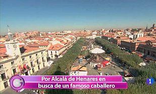 Mas Gente = Por Alcalá de Henares en busca de un famoso caballero
