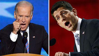 Expectación en EE.UU. ante el debate de los candidatos a la vicepresidencia