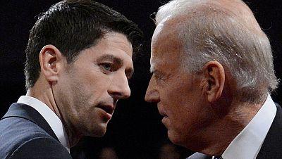 El cara a cara de los 'segundos espadas' en EE.UU supera al de los candidatos