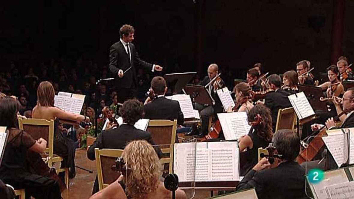 Los conciertos de La 2 - ORTVE. Academia de cine - ver ahora