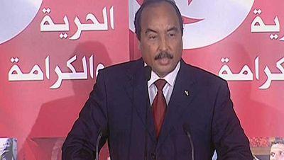 El presidente de Mauritania recibe un disparo por error