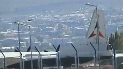 Turquía obliga a aterrizar a un avión armenio que se dirigía a la ciudad siria de Alepo