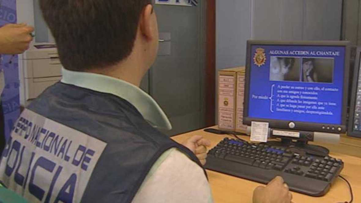 Operación de la Guardia Civil contra la pornografía infantil