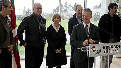 Campaña electoral en el País Vasco