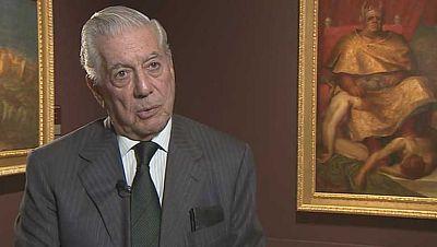 Mario Vargas Llosa ha ganado el primer premio Carlos Fuentes de Literatura