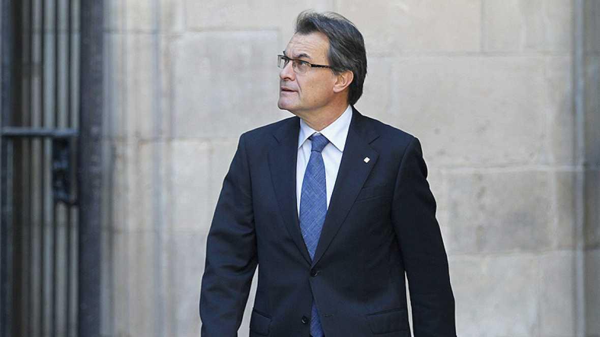 La Generalitat catalana exige al gobierno reflexionar tomando como ejemplo el referendum en Escocia