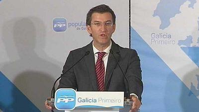 Campaña electoral en Galicia