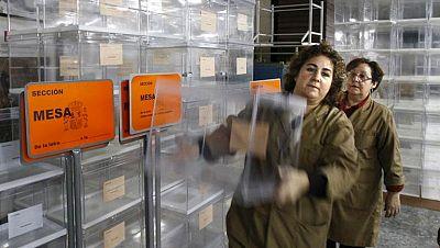 1.775.336 vascos votarán el domingo en 758 colegios electorales