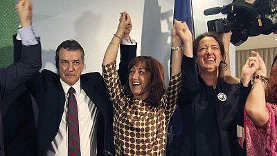 El PNV vuelve a ser la fuerza más votada en el País Vasco