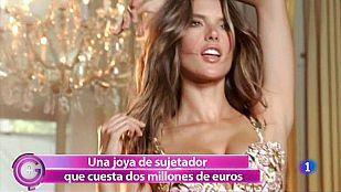 Más Gente - Un sujetador de dos millones de euros