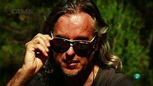 Cims: Víctor Amela a les Roques d'en Benet