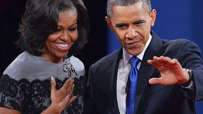 Obama se apunta en el debate el tanto de la muerte de Bin Laden