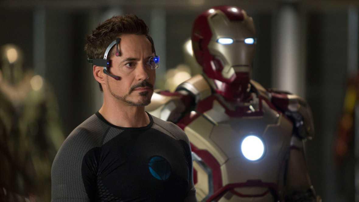 Tráiler en castellano de 'Iron Man 3'
