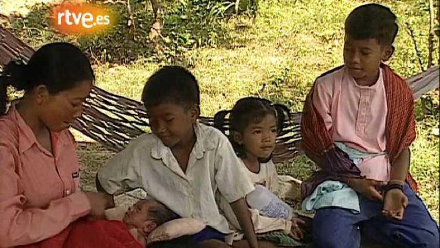 Pueblo de Dios - El corazón herido de Camboya