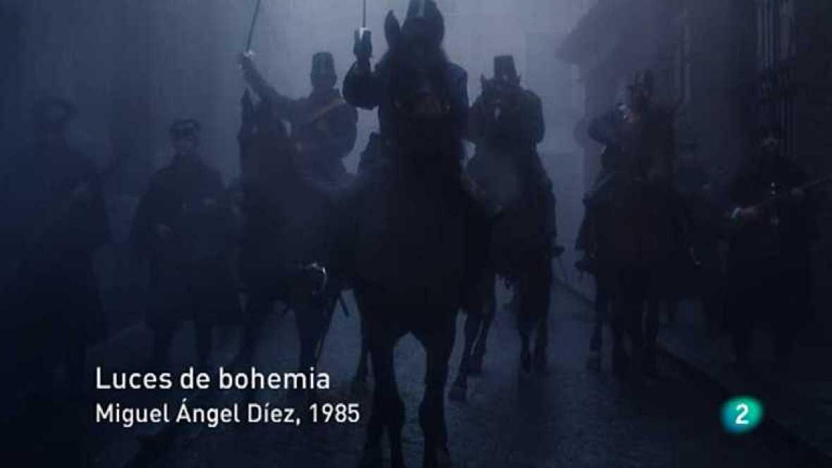 Versión española - Luces de bohemia - ver ahora