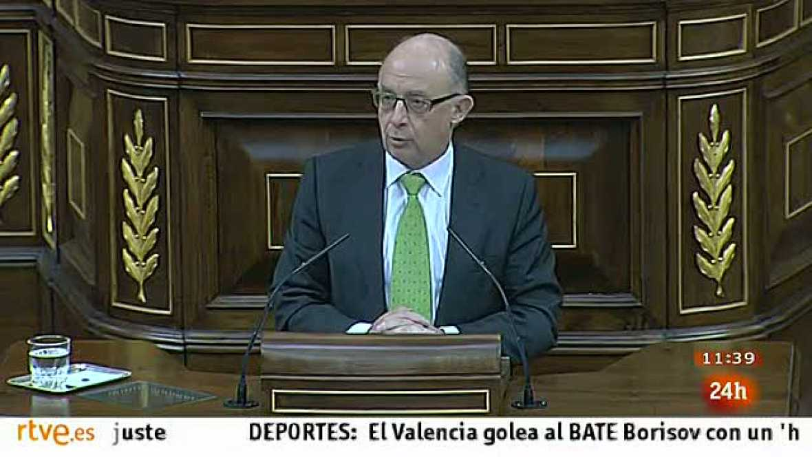 """Montoro: """"En España tenemos que preocuparnos por la desconfianza respecto del futuro"""""""