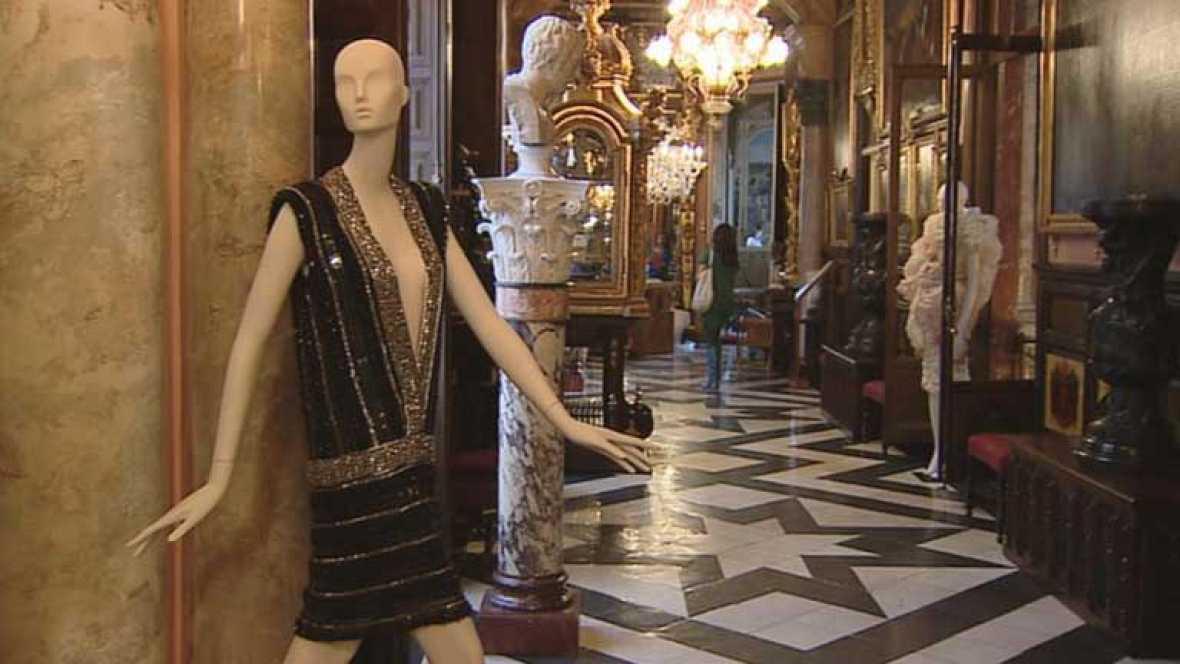 'La moda es Sueño' en el Cerralbo de Madrid