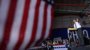 La situación económica estadounidense será determinante en las elecciones presidenciales