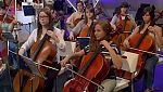 Orquesta grappelli. oblivion. astor piazzolla