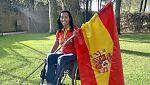 Teresa Perales, reconocimiento a la mejor paralímpica española