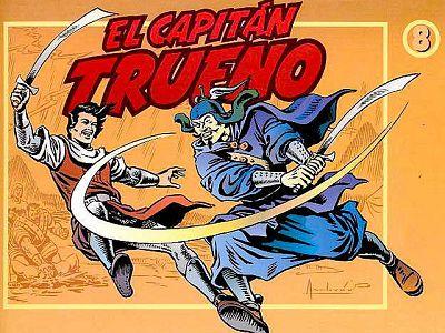 Página 2. El Capitán Trueno