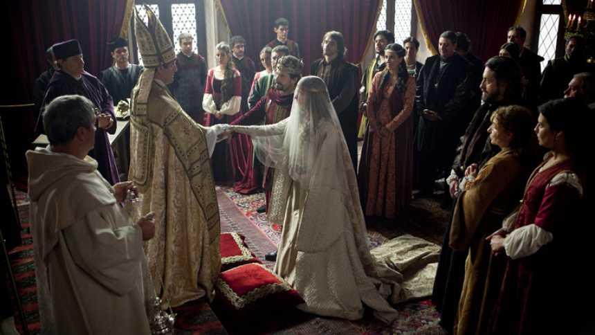 Isabel - Isabel 'La Católica' el día de su boda