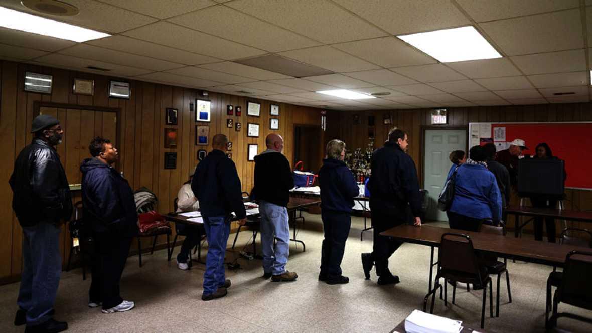 Dos pequeñas localidades son las primeras en votar en las elecciones presidenciales de EE.UU.