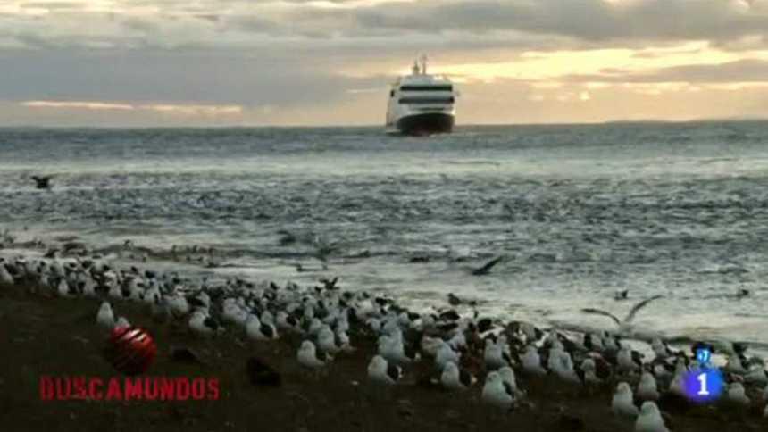 Buscamundos - Los mares del fín del mundo+Turismo funerario