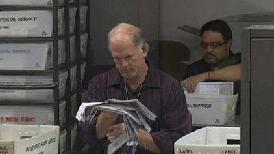 Obama gana las elecciones con diez millones menos de votos respecto 2008