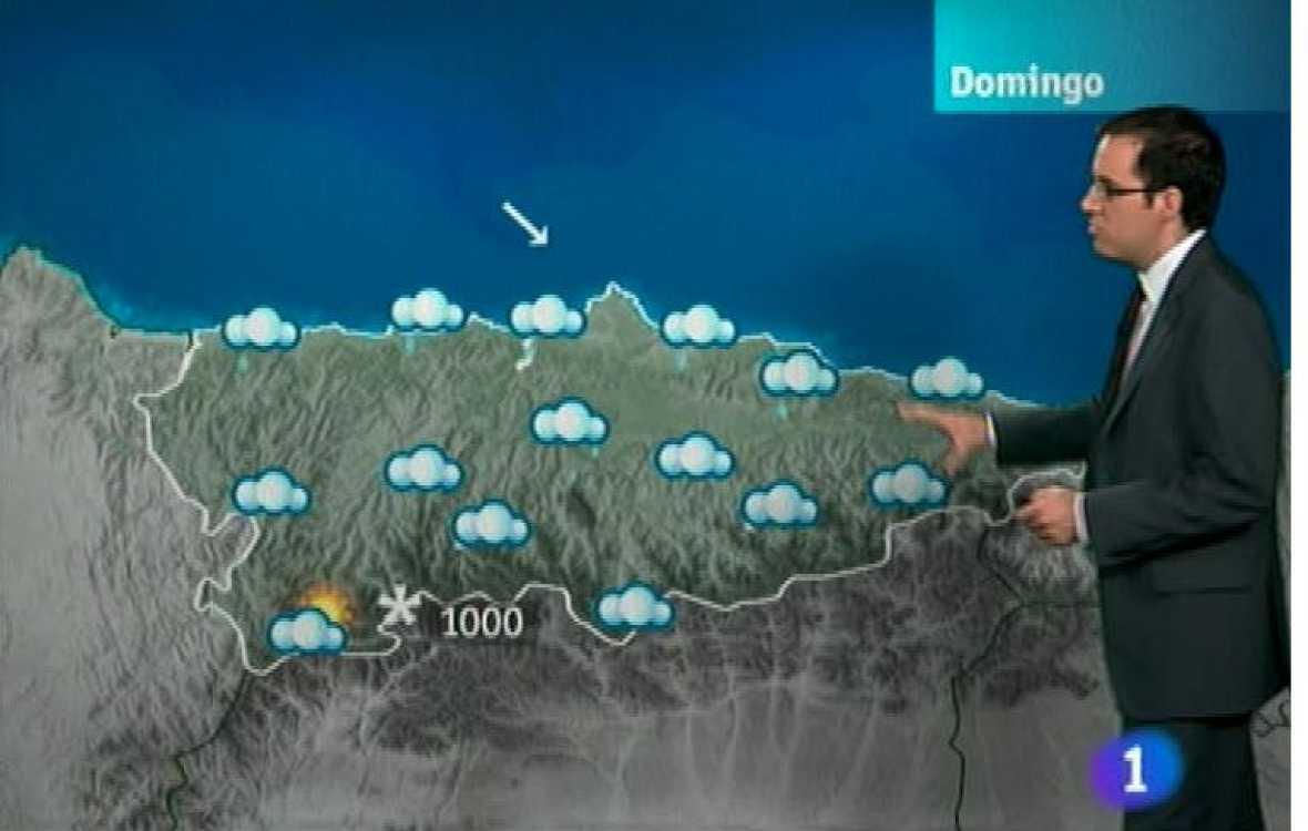 El tiempo en asturias 09 11 12 panorama regional rtve - El tiempo en siero asturias ...