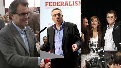 El tema de los desahucios entran en la campaña catalana de Artur Mas