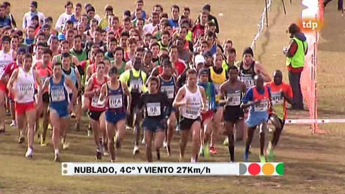 Atletismo - Cross de Atapuerca. Carrera masculina - ver ahora