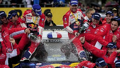 Loeb se despide a lo grande en Cataluña