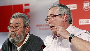 """Los sindicatos destacan que la huelga demuestra que """"la mayoría de la población está contra los recortes"""""""