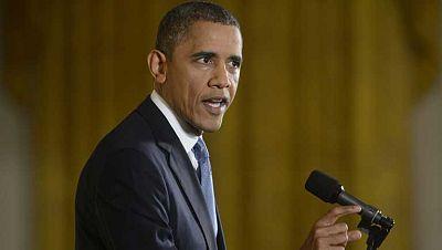 Obama quiere hablar con Romney para intercambiar ideas sobre la economía