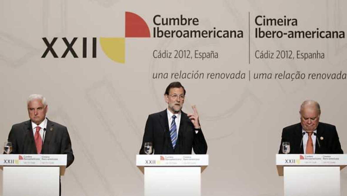 Telediario - 21 horas - 17/11/12  - Ver ahora
