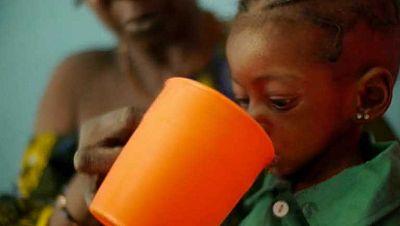 6.400 niños mueren cada día por causas relacionadas con la desnutrición